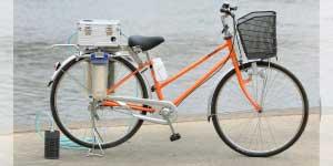 災害対策用浄水器のイメージ